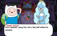Adventure Time: The Secret of the Nameless Kingdom Screenshots