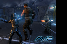 Alien vs. Predator: Evolution Screenshot