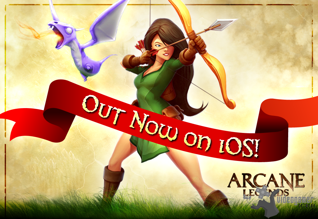 Arcane Legends Now Available on iOS