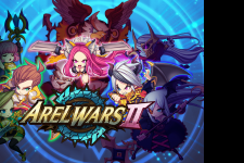 Arel Wars 2 Screenshot