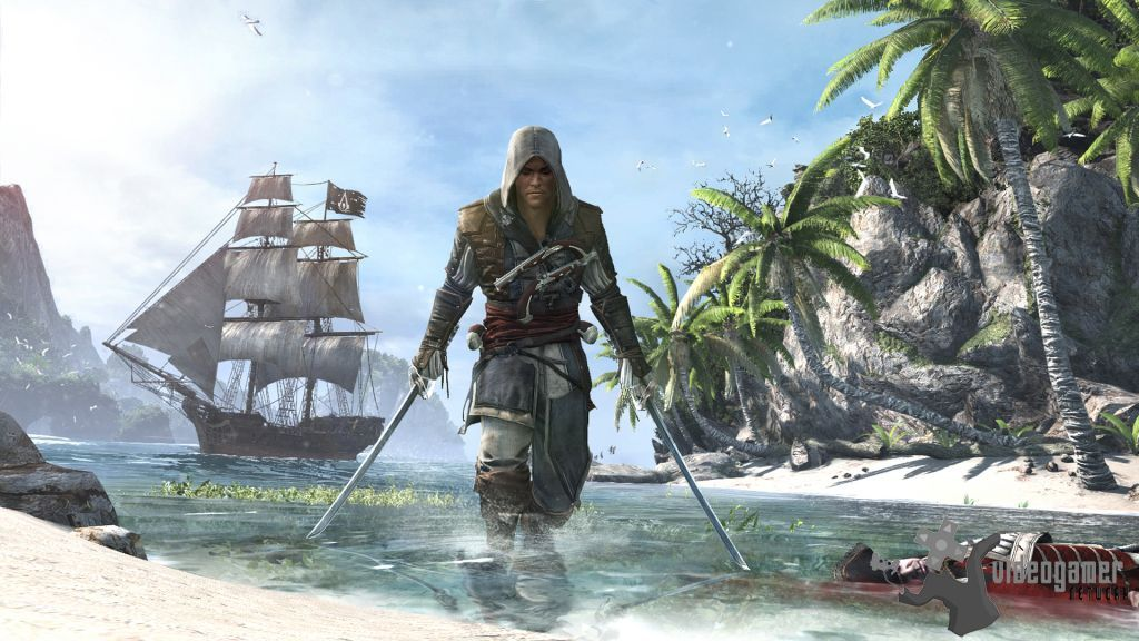 Assassin's Creed 4: Black Flag UK Release Date Announced