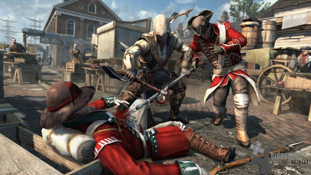 Assassin's Creed III - Last Episode of The Tyranny of King Washington Now Available