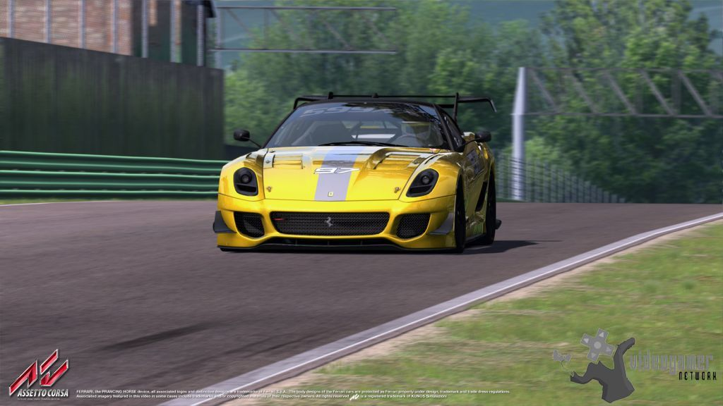 Assetto Corsa - Ferrari 599XX EVO Revealed