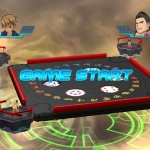Bakugan Battle Brawlers Screenshot