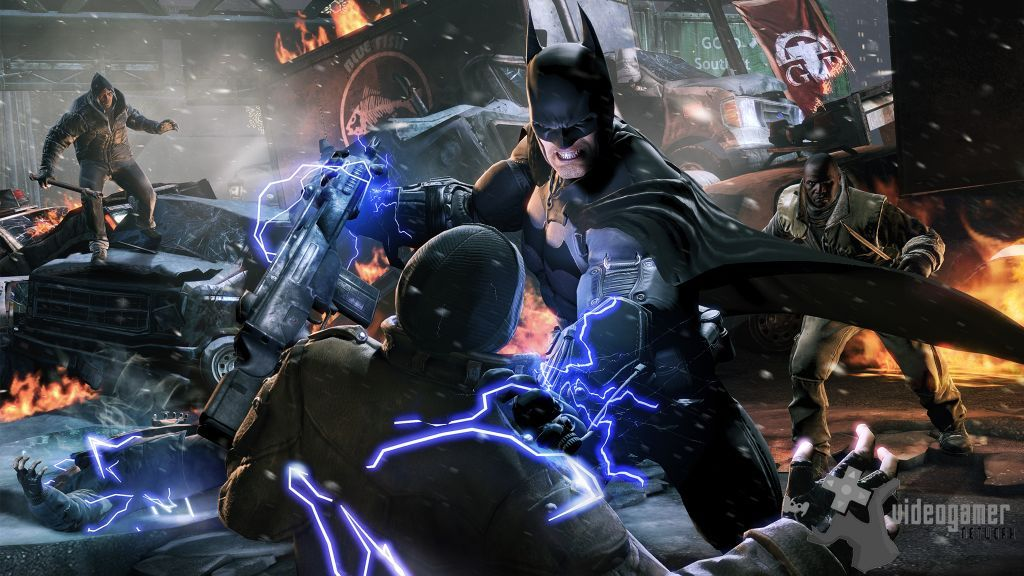 Batman: Arkham Origins - Deathstroke Challenge Pack Gameplay Trailer Released