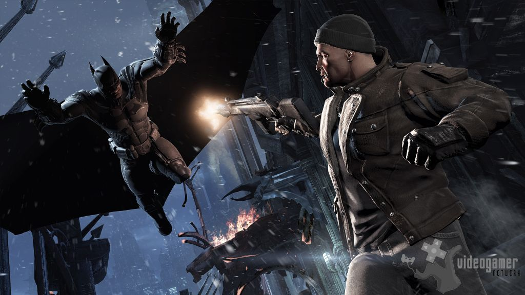 Batman: Arkham Origins Challenge Map Released