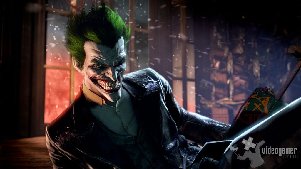 Batman: Arkham Origins Trailer Released
