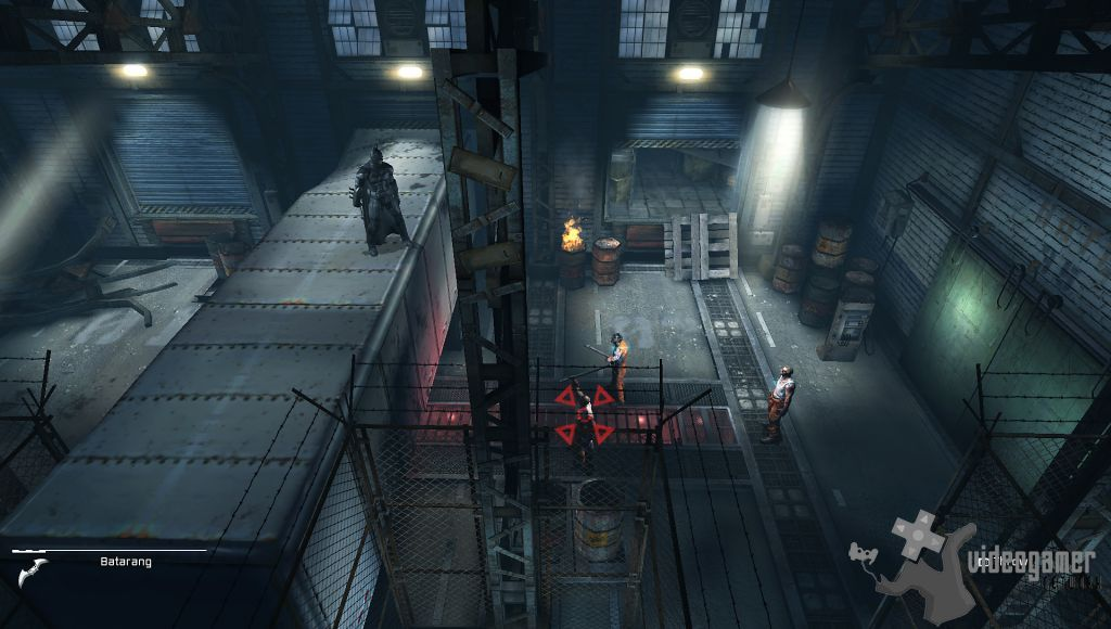 Batman: Arkham Origins Blackgate - 'New Management' Trailer Revealed