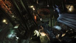 Batman: Return To Arkham Screenshot
