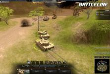 Battleline: Steel Warfare Screenshot
