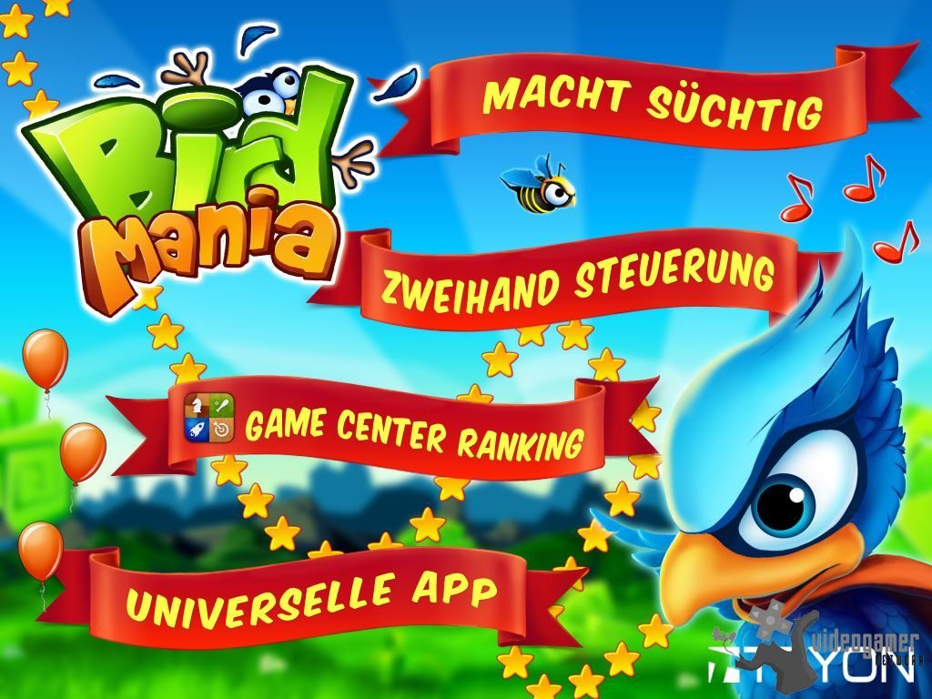 Bird Mania to be Released on iOS