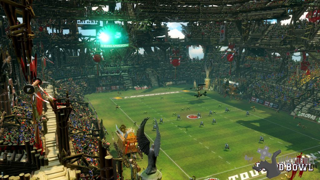Blood Bowl 2 Stadium Screens Unvieled