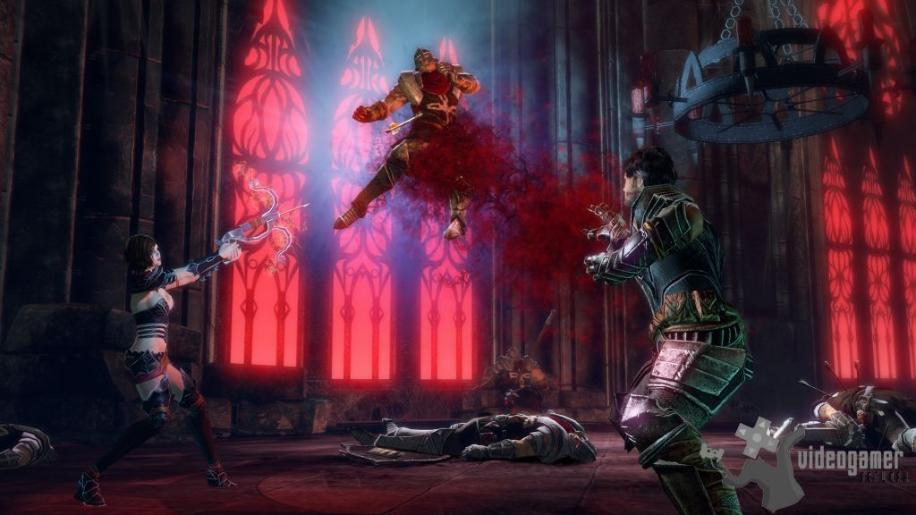 Blood Knights Released on Playstation Network