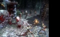 Blood Knights Screenshot