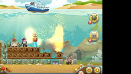 Boom Boat 2 Screenshot
