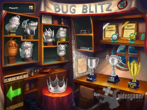 Puzzle Game Bug Blitz Released