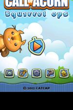 Call of Acorn: Squirrel Ops Screenshot