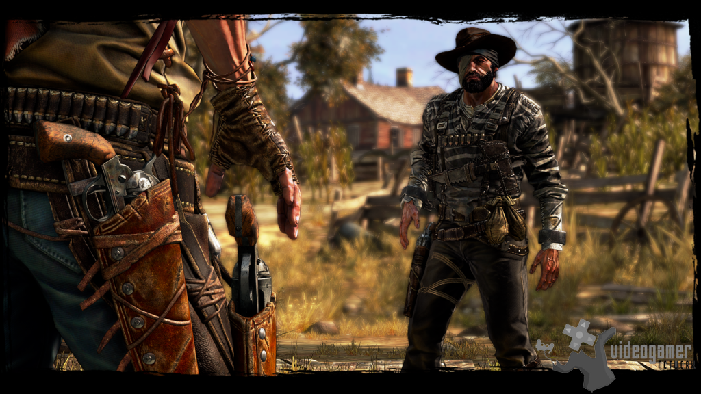 Call of Juarez: Gunslinger Released 22nd May 2013 | Call of Juarez: Gunslinger