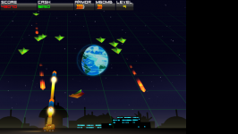 Cosmic Rocket Defender Screenshots