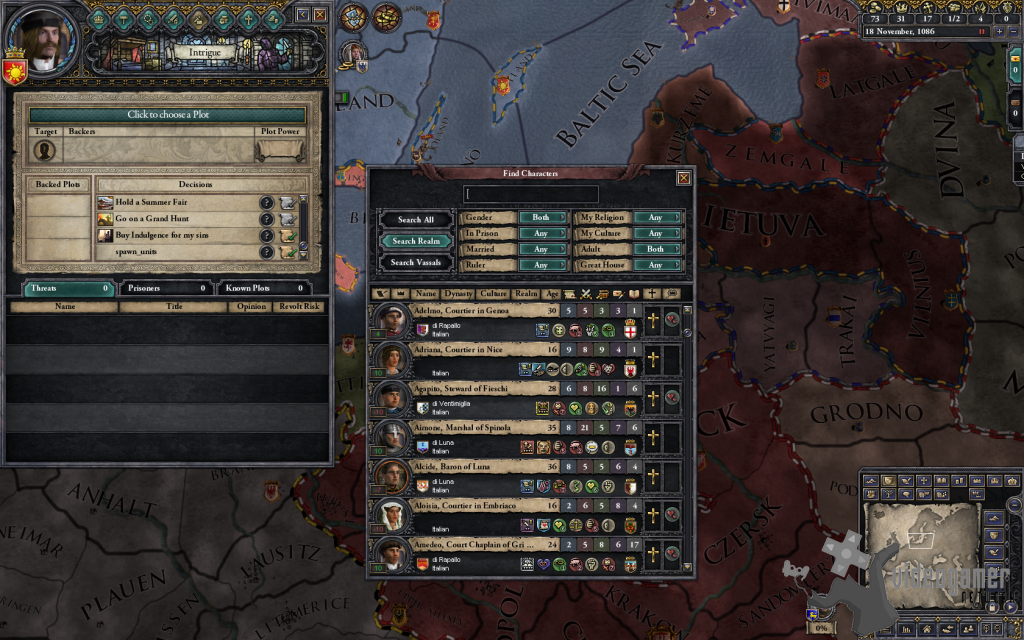 Crusader Kings II Now Available on Linux