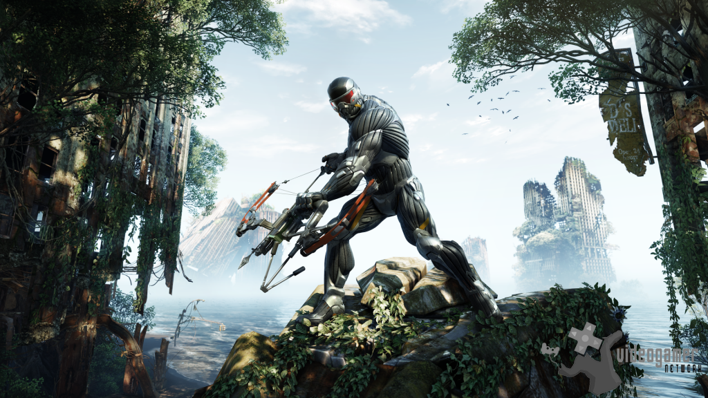 Free Digital Download of Original Crysis with Pre-Orders of Crysis  3