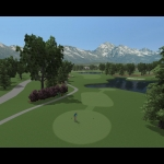 CustomPlay Golf 2009 Screenshot