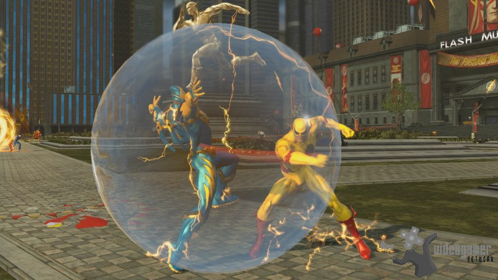 Lightning Strikes DLC now available for DC Universe Online