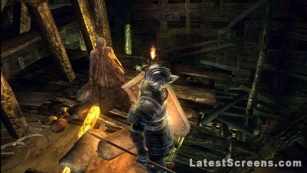 Demon's Souls Now Available on PSN