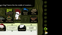 Detective Grimoire Screenshot