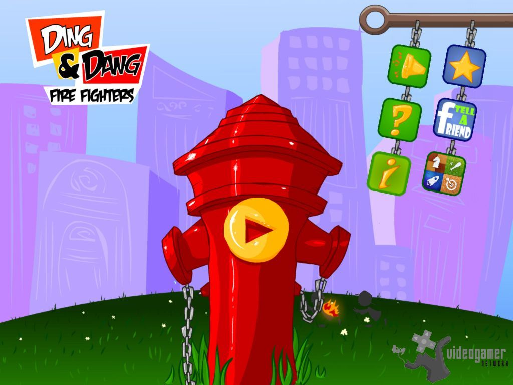Ding Dang Fire Fighters Now Available On iOS & Android