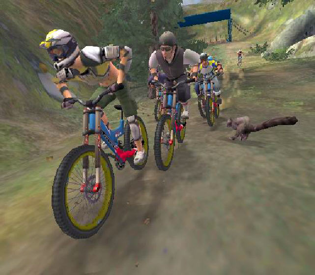 Cheat domination downhill für ein