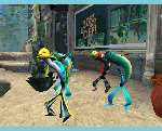 | DreamWorks' Shark Tale screenshots