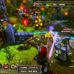 | Dungeon Defenders screenshots