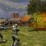 Earth Defence Force 2017 Screenshot