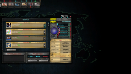 East vs West: A Hearts of Iron Game Screenshot