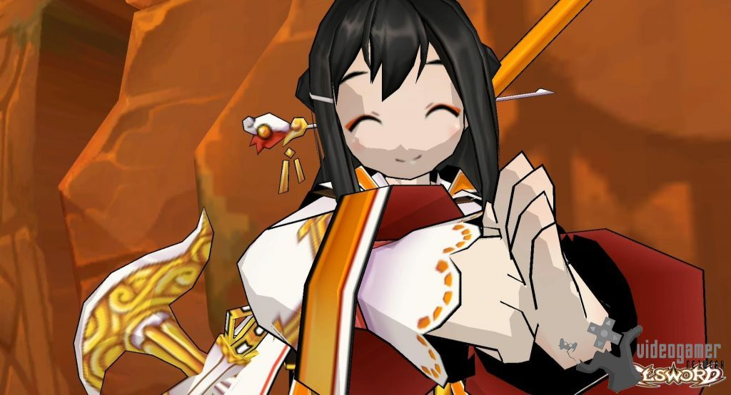 Elsword Introduces 2nd Job for Ara Haan