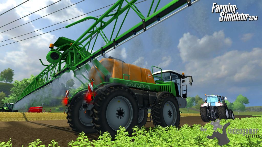 Farming Simulator 2013 Screenshots Unveiled