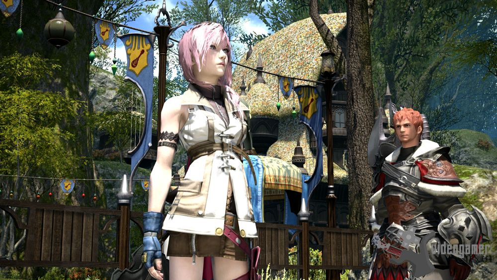 Final Fantasy XIV: A Realm Reborn - New Videos Released