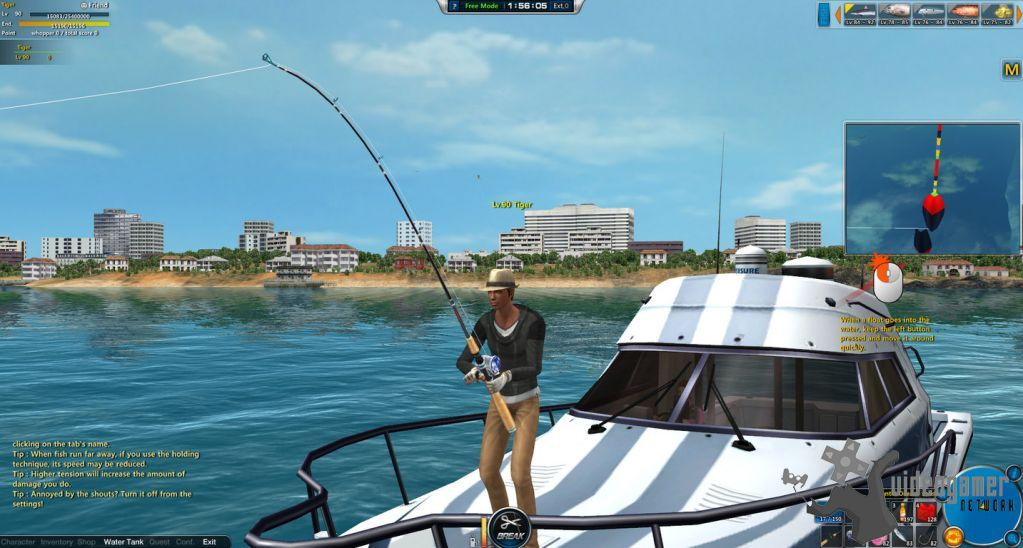 ps4 fishing games