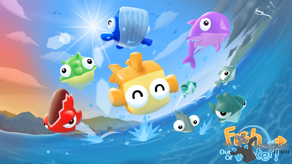 Fish Out Of Water Coming Soon to iOS
