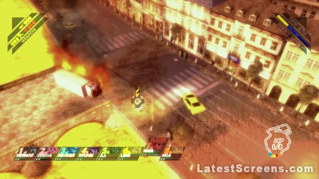 Fuel Overdose Returns to Playstation Store