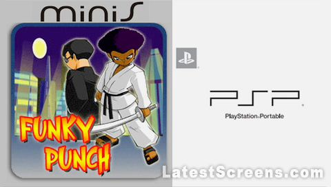 Funky Punch Screenshots