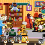 Garfield's Defense: Attack of the Food Invaders Screenshots