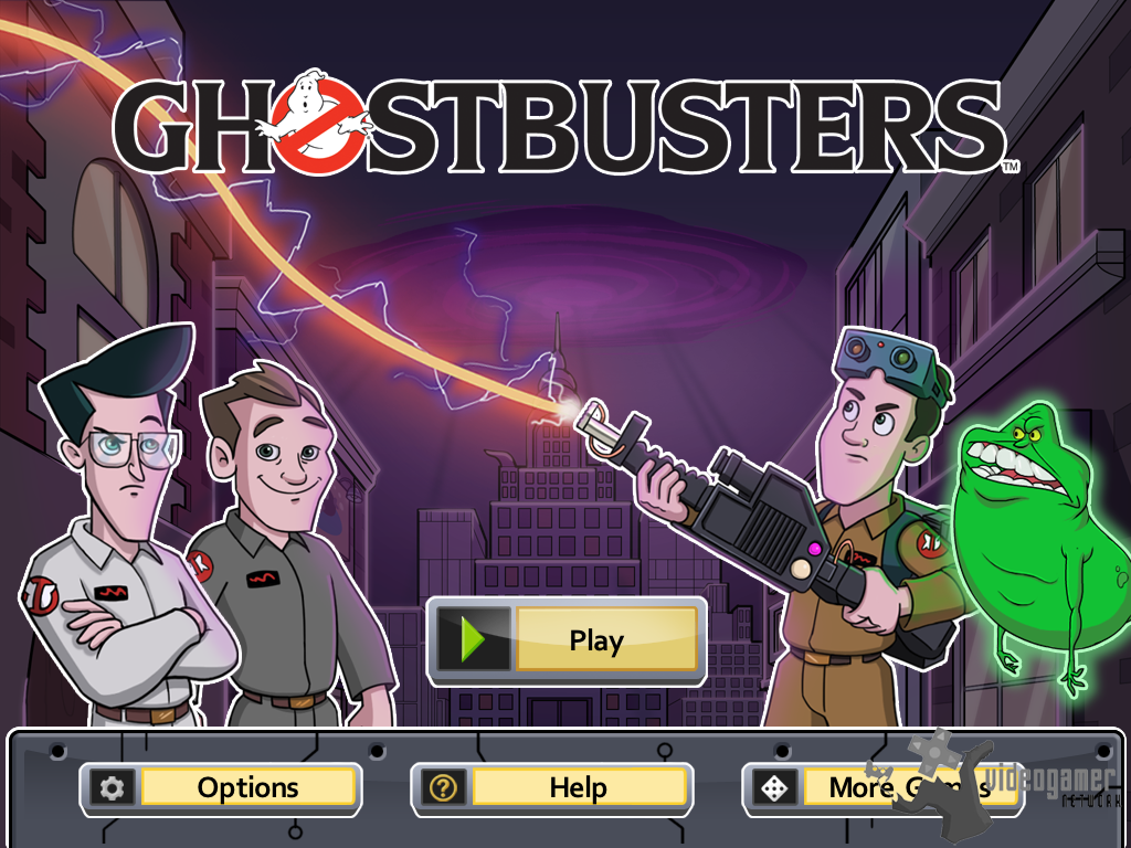 Ghostbusters Now Available on the App Store