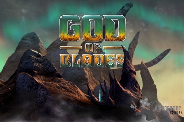 Retro-Fantasy God of Blades Releases Summer 2012