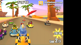 Go Kart Go! Nitro! Screenshots