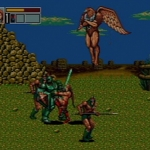 Golden Axe 3 Screenshot