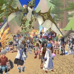 | Grand Fantasia Portuguese screenshots