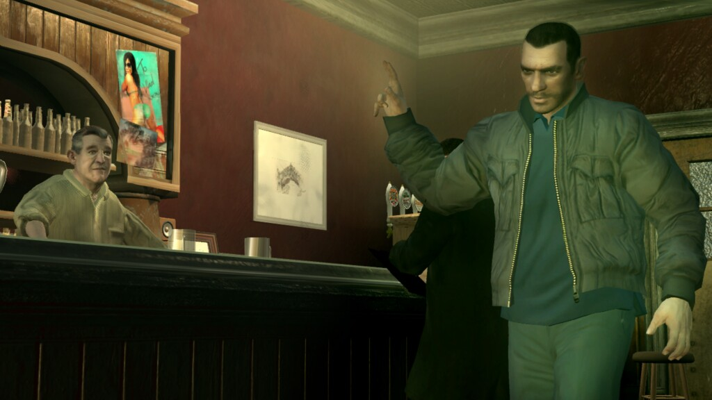 Grand Theft Auto 4 screenshots