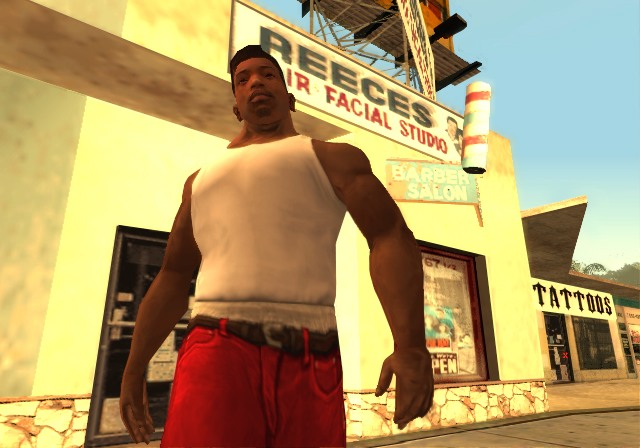 Grand Theft Auto: San Andreas Now Available for iOS